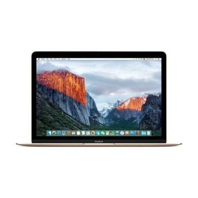 MacBook 12インチ MLHE2J/A Early2016 Corem3(1.1GHz) 8GB 256GB ゴールド