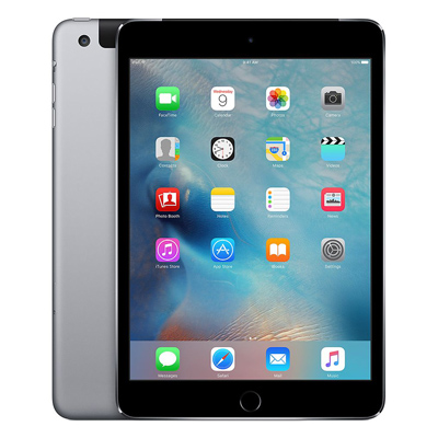 au iPad mini4 Wi-Fi+Cellular