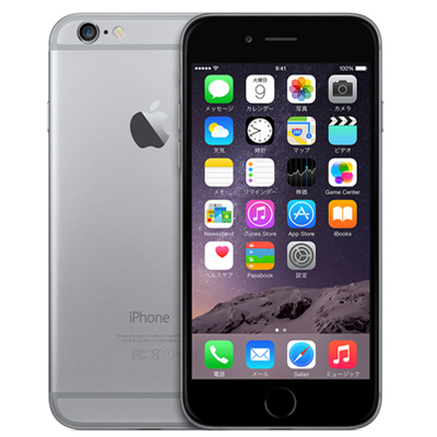 Apple iPhone6 64GB買取価格へ