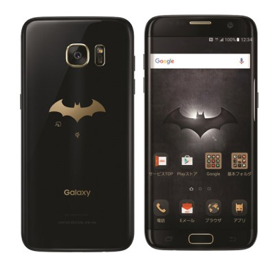 Galaxy S7 edge Injustice Edition SCV33