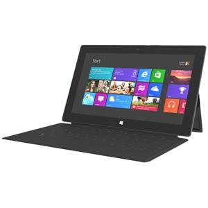 Surface RT 64GB + Touch Cover 9JR-00019