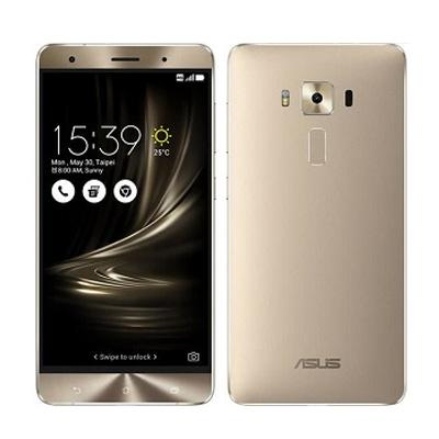 ZenFone3 Deluxe Dual SIM ZS570KL RAM6GB(海外版)(CPU:Snapdragon820.2.15GHz)